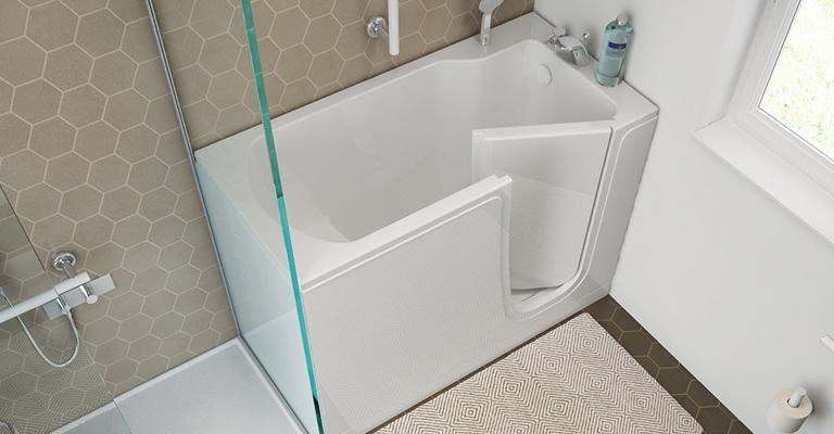Sovrapposizione vasche da bagno trasformazione vasca da bagno in