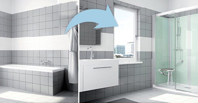 Vasca Da Bagno Torino Prezzi : Sara cosentino autore presso trasformazione vasca in doccia torino